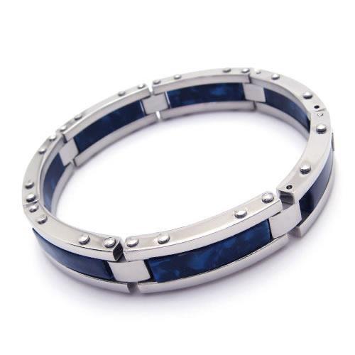 Mens Silver Bangles - Mens Bangles - Mens Jewellery - Jewellery Boxx