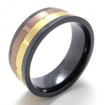 Colored Titanium Ring 20859