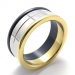 Colored Titanium Ring 20860
