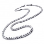 22 inch Titanium Necklace 20718